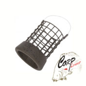 Кормушка фидерная Preston Distance Cage Feeder Small 40g