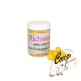 Бойлы плавающие Richworth Airo Pop-Up 12 mm Pineapple Hawaiian