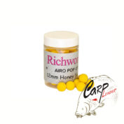 Бойлы плавающие Richworth Airo Pop-Up 12 mm Honey Yucatan