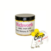 Бойлы плавающие Richworth Airo Pop-Up 15 mm Banana Toffee