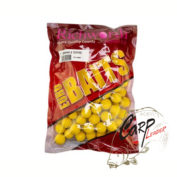 Бойлы Richworth Euroboilies 20 mm 1 kg Banana Toffee