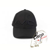 Бейсболка Avid Carp Ripstop Black Cap