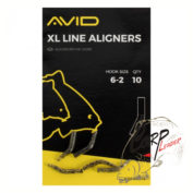 Изогнутая трубка для крючка Avid Carp Avid Terminal Tackle Line Aligners XL