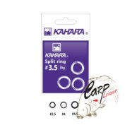 Заводные кольца Kahara Split Ring 4.5 Black Nickel