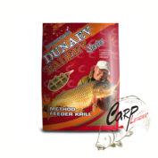 Прикормка Dunaev-Fadeev 1 кг. Method Feeder Krill