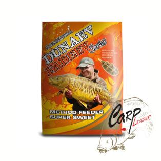 Прикормка Dunaev-Fadeev 1 кг. Method Feeder Super Sweet