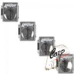 Крючки карповые Gardner Curved Rigga Hooks - 4