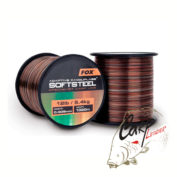 Леска Fox Clear Soft Steel Carp Line 1320m 0.309mm 12lb 5.4kg
