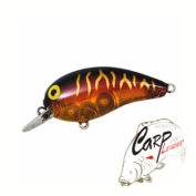 Воблер Daiwa Tiny Peanut SR Clear Red Tiger