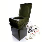 Модуль туалет для установки на ведро Ridge Monkey CoZee Toilet Seat