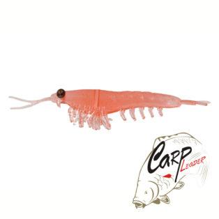 Приманка Nikko Okiami Shrimp M 42 мм. Angry Orange