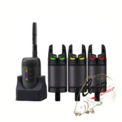 Сигнализаторы поклевки PROLogic K3 Bite Alarm Set 3+1 (Green,Yellow,Red)