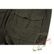 Штаны облегченные Fox Green & Black Lightweight Combats