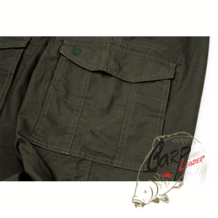 Штаны облегченные Fox Green & Black Lightweight Combats