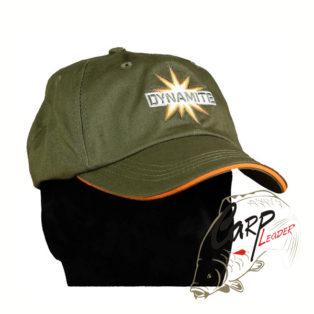 Кепка Dynamite Baits Carp Cap Green
