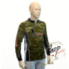 Джерси Carp Leader Camo Fish - 2xl