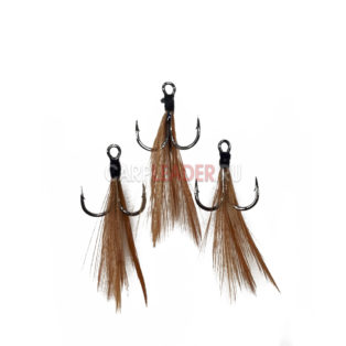 Крючок DUO RS Koshinmushi Original Hook SM-F 12 Brown
