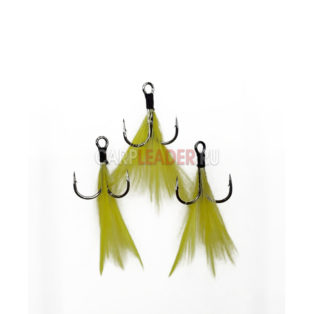 Крючок DUO RS Koshinmushi Original Hook SM-F 12 Yellow