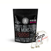 Бойлы FFEM Soluble Boilies Monster Crab 22 mm 1 kg