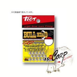 Джиг головки Tict Bullhead Heavy Pack 0.6g 15 шт.