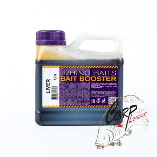 Ликвид Rhino Baits Biat Booster Liquid Food 1.2 л. Liver