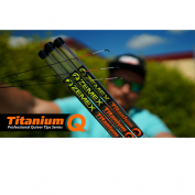 Квивертип Zemex Titanium 2.2 мм, Extra Soft 0.5-1 oz