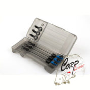 Механический сигнализатор поклевки Fox Black Label Mini Swinger 3 Rod Set Blue