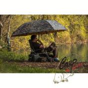 Зонт Fox 45 inc Camo Brolly