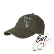 Бейсболка Fox Green & Silver Baseball Cap