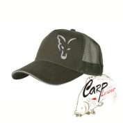Бейсболка Fox Green & Silver Trucker Cap
