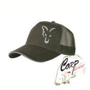 Бейсболка Fox Green & Silver Trucker Cap