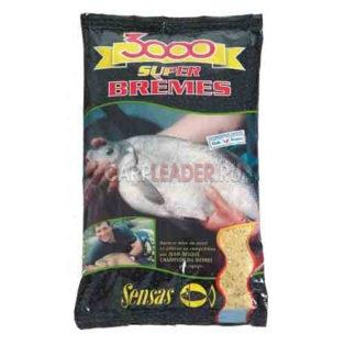 Прикормка Sensas 3000 Super Bremes 1 кг.