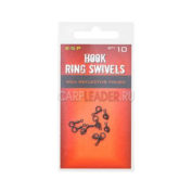 Вертлюги с кольцом ESP Hook Ring Swivel для оснастки D-rigs