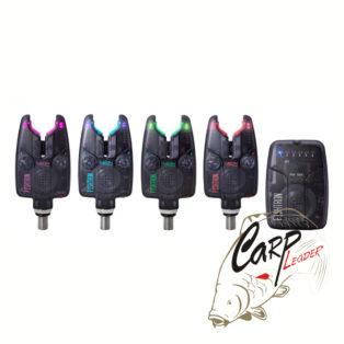 Сигнализаторы поклёвки с пейджером Flajzar Neon TX3 4+1