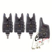 Сигнализаторы поклёвки с пейджером Flajzar Fishtron Q9-RGB Multi 3+1