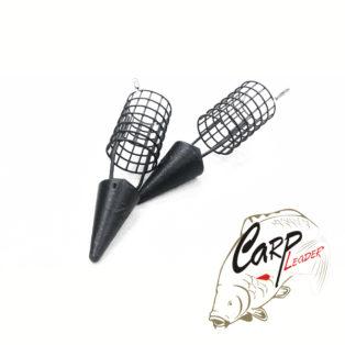 Кормушка фидерная CarpLeader Bullet Horizon Пуля Конусная 40x27мм. 50 гр.