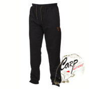 Брюки Fox Collection Orange & Black Joggers Large