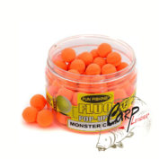 Бойлы плавающие Fun Fishing Fluo Pop Up Orange Monster Crab Micro 8mm краб