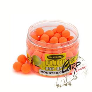 Бойлы плавающие Fun Fishing Fluo Pop Up Orange Monster Crab Micro 8mm краб