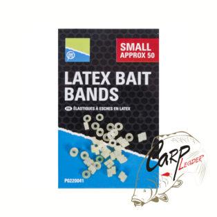 Силиконовые кольца Preston Latex Bait Bands Small