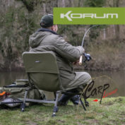 Кресло Korum Aeronium Deluxe Supa-lite Chair