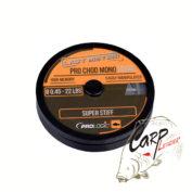 Поводковый материал PROLogic Pro Chod Mono 25m 0.45 20lbs Clear