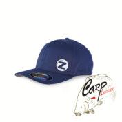 Бейсболка Zemex Flexfit Navy L/XL