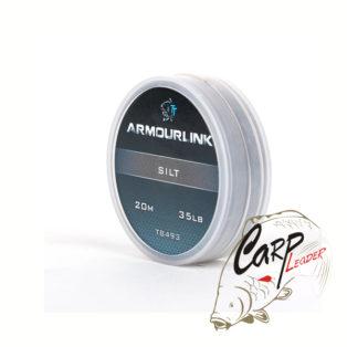 Поводковый материал Nash Armourlink 25lb 20m Silt