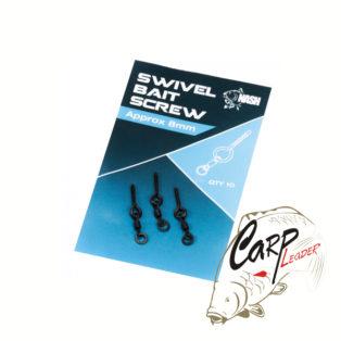 Саморез для насадок с вертлюгом Nash Bait Screws 8 мм.
