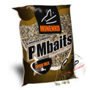 Прикормка зерновая Миненко PMbaits Big Pack Ready To Use Crushed Spod Mix Natural