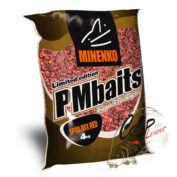 Прикормка зерновая Миненко PMbaits Big Pack Ready To Use Crushed Spod Mix Red