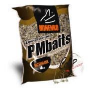 Прикормка зерновая Миненко PMbaits Big Pack Ready To Use Crushed Big Fish Mix Natural
