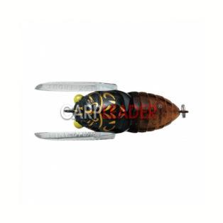 Воблер Tiemco Tiny Cicada TTTC 123 Ginger Minmin