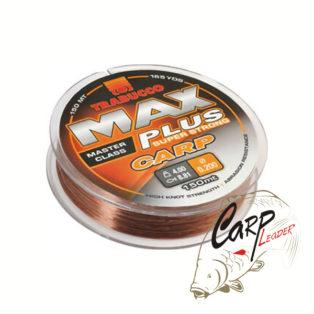 Леска Trabucco Max Plus Line Carp 150m 0,22mm 4,9kg